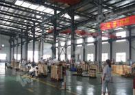 生产中的日照scb10干式变压器